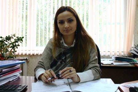 Текуева Дина Байдуллаховна